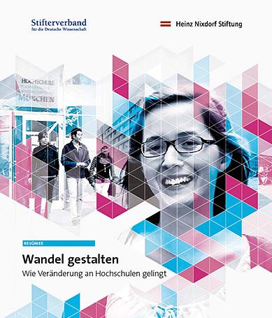 """Titel-Cover """"Resümee –Wandel gestalten"""""""