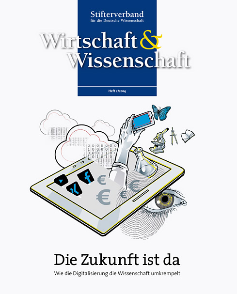 W&W-Titel-Cover mit Illustration