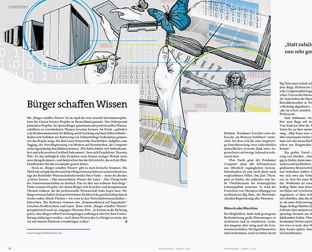 redaktionelle Illustration S18