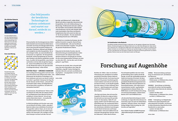 redaktionelle Illustration und Funktions-Infografik / editorial illustration and functional Infographics