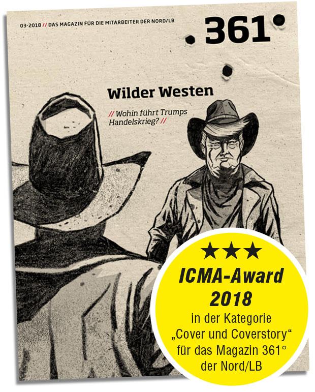 ICMA-Award 2018