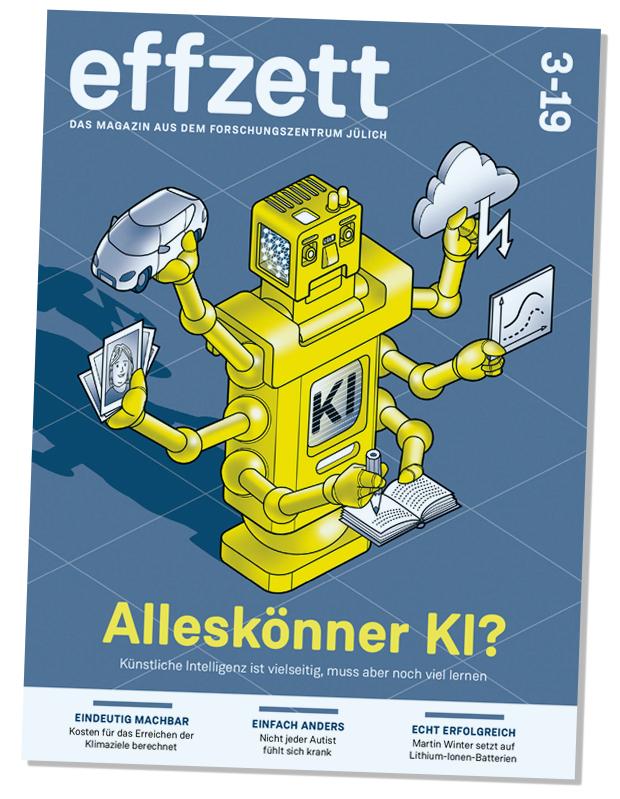 Cover effzett 3/19